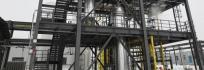 全世界第一套千吨级太阳能燃料合成示范项目试车成功
